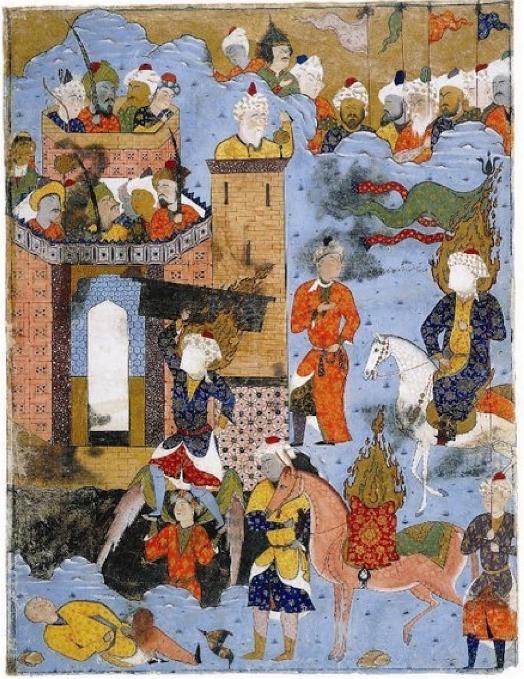 061 Hunt For Paradise. Court Arts of Safavid Iran 1501-1576 (5)