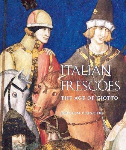 077 Italian Frescoes. Age of Giotto 1