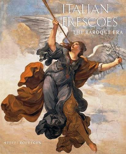 077 Italian frescoes. The Baroque Era 5