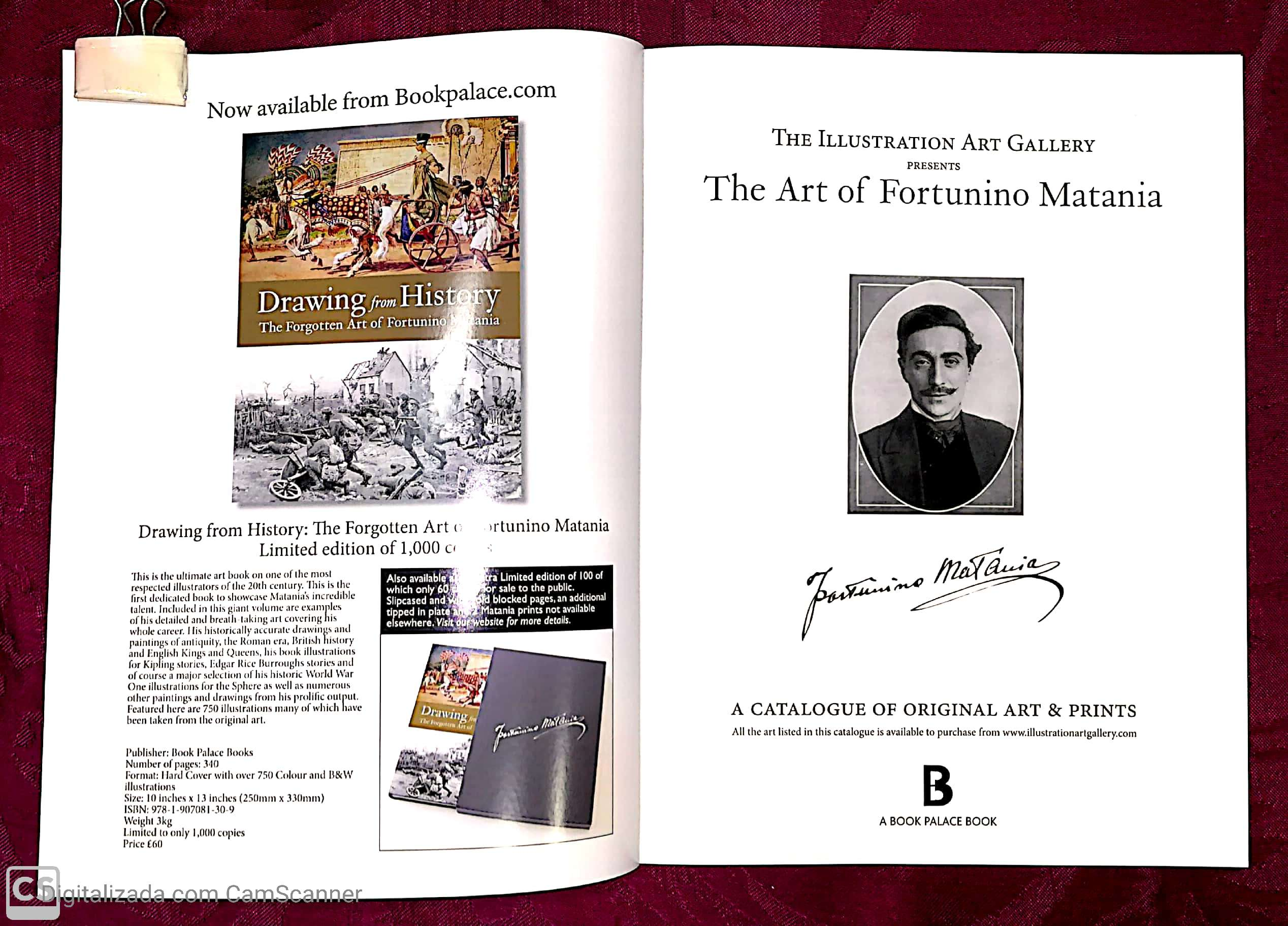 The Art of Fortunino Matania 3 (3)