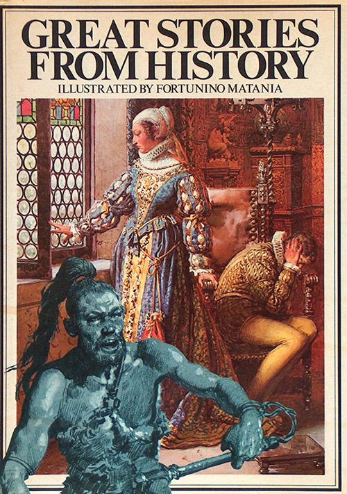 book the art of fotunino matania2